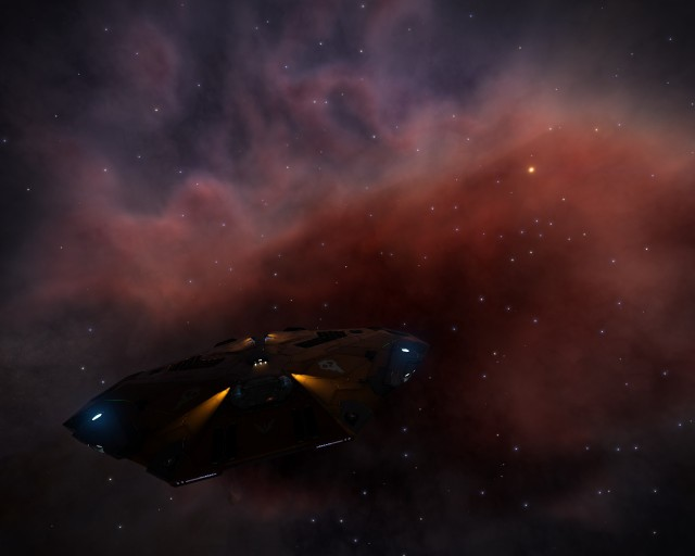 The FROARKS procedural nebula.